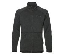 Piste Fleece Jacket black out