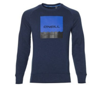 Trans Sweater ink blue