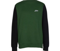 Cipher Crew Sweater forest green