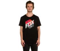Kasted T-Shirt black