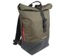 Lorenz Backpack dark olive