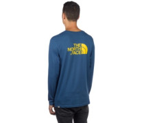 Easy T-Shirt LS leopard yellow