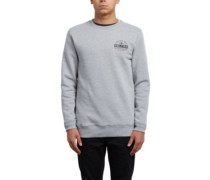 Supply Stone Crew Sweater grey