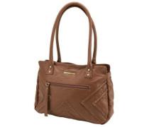 City Girl Hand Bag bear brown