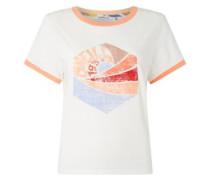 Katie T-Shirt powder white