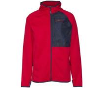 Sintered Tech Fleece Jacket red chili