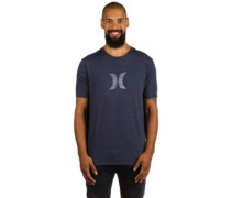 Icon Push Through T-Shirt obsidian heather c