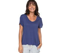 All About Sun T-Shirt deep cobalt