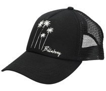 Aloha Forever Cap black multi