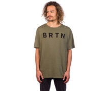 Brtn T-Shirt dusty olive