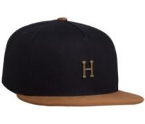 Metal H Strapback Cap black