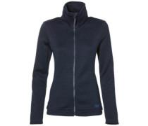 Piste Fz Fleece Jacket ink blue