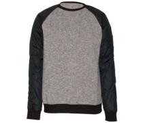 Poma Ski Sweater heather grey