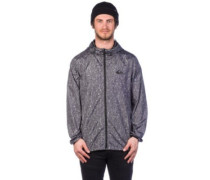 Everyday Jacket tarmac acid print