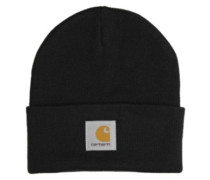 Short Watch Beanie black