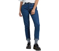 Super Stoned Skinny Jeans used blue