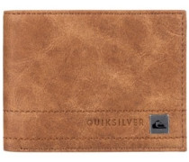 Stitchy II Wallet tobacco brown