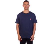 Apple Emb T-Shirt eclipse navy