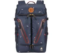 Scripps II Backpack midnight navy multi