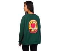 Yawye Crew Sweater hunter green