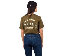 Fresh Produce T-Shirt british khaki