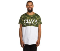 Horizon T-Shirt ivy wood