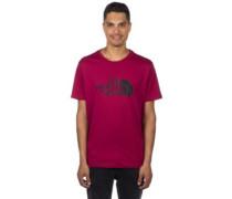 Easy T-Shirt rumba red