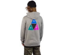 Prism Hoodie grey heather