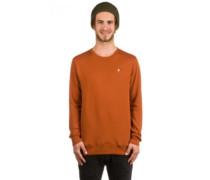 Single Stone Crew Sweater copper
