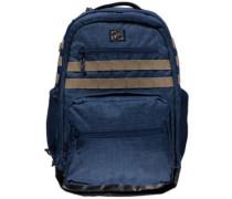 President Backpack atlantic blue