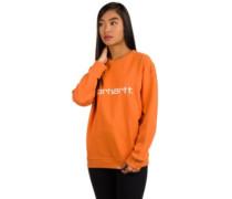 Carhartt Sweater jaffa wax