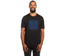 O-Blur Stack T-Shirt blackout