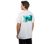 Wavy Daze T-Shirt white