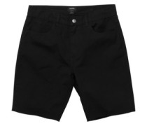 Essential 5Pckt Shorts worn black
