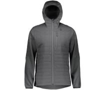 Insuloft VX Hooded Outdoor Jacket iron grey