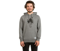 Manual Hoodie grey heather