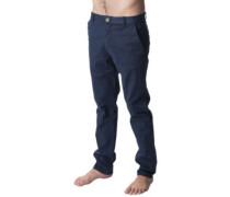 Savage Straight Chino Pants navy
