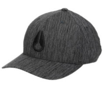Deep Down Athletic Textured Cap black woven