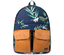 Stop And Share Backpack dress blue isle