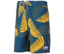 "Mirage Puawai 19"" Boardshorts old gold"