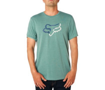 Planned Out T-Shirt heather emerald