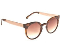 Lulu Metal Tortoise/Rose Gold gradient brown