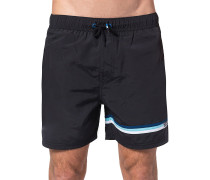 Gun'S Out 16'' Volley Boardshorts black