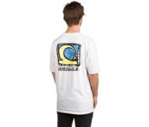 Durable Dens Way T-Shirt white