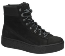 Marblesea Hightop Shoes jet black
