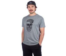 Hipster T-Shirt grey melange