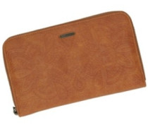 Won My Heart Wallet camel