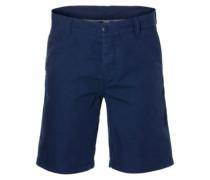 Summer Chino Shorts ink blue