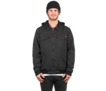 Barlow Twill Jacket black