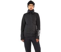Merino Decade Tech Mid Jacket black